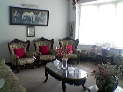 Tatanan Interior Ruang Tamu
