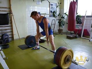 Jan Pianka - mrtvý tah 195kg
