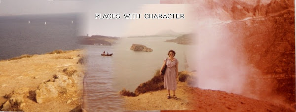 Places and People with Character