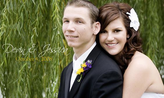 Mr. & Mrs.Evans