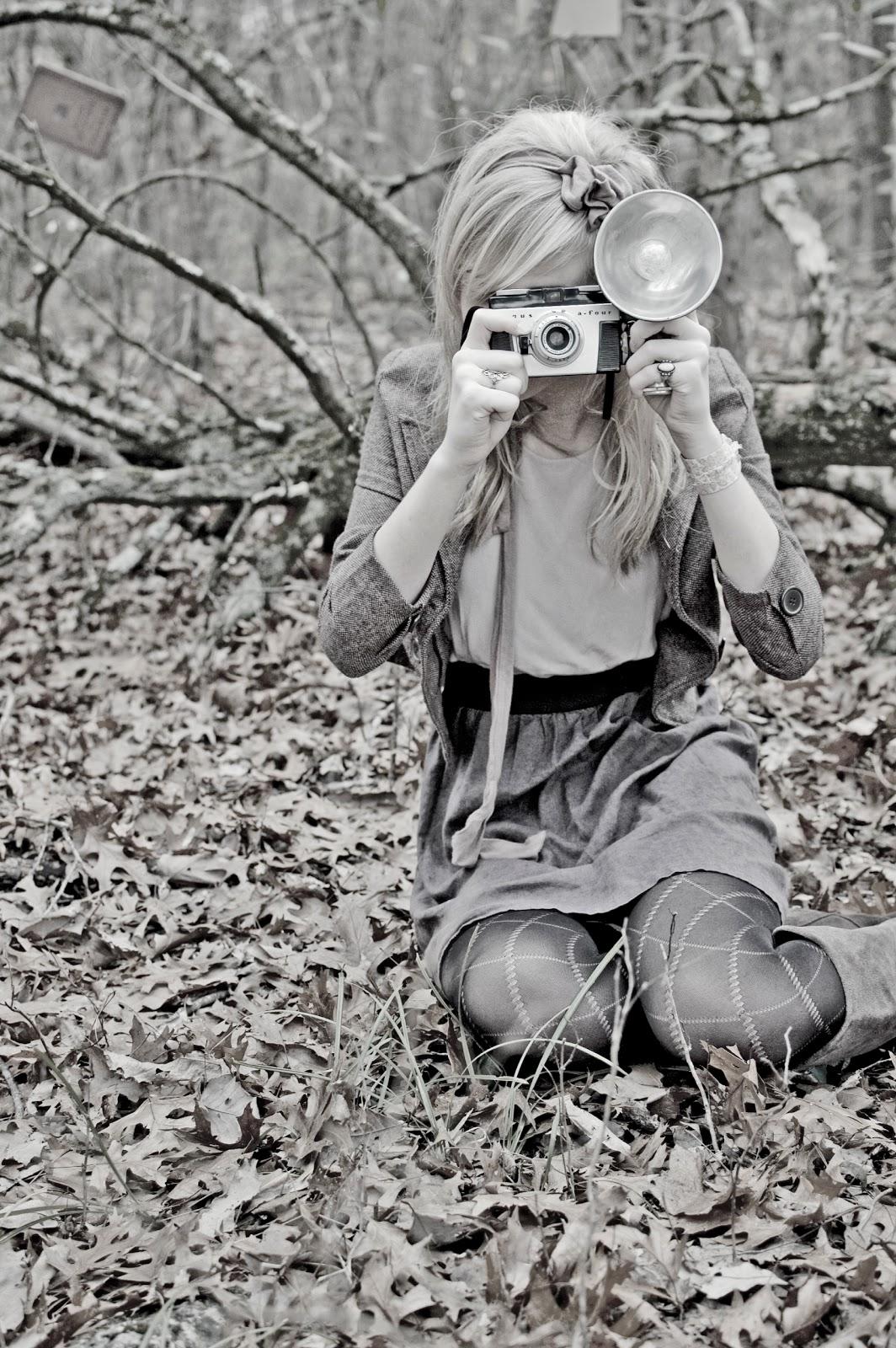 how to take artsy photos