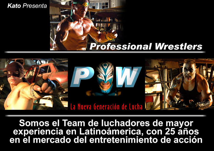 PROFESSIONAL WRESTLERS