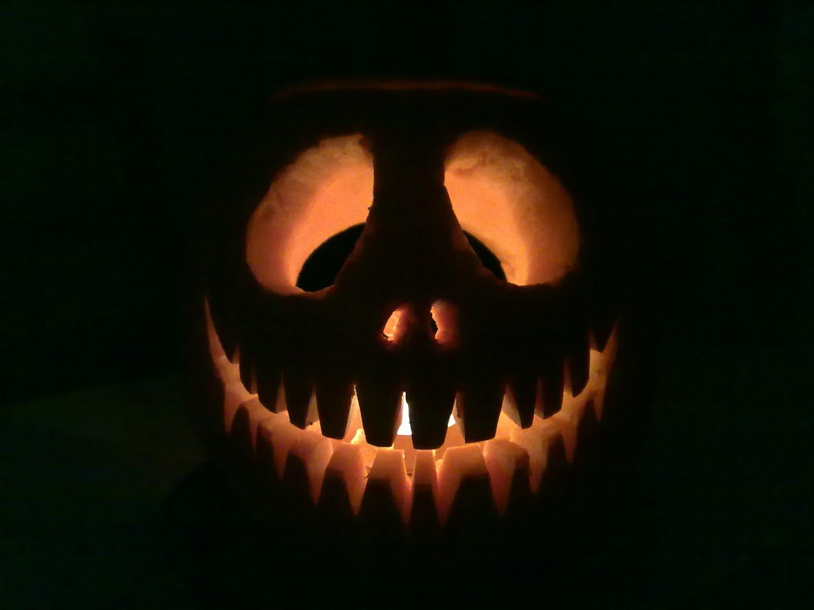 El pachorra un hombre tranquilo halloween 2010 - Calabazas de halloween de miedo ...