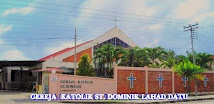 GEREJA KATOLIK ST. DOMINIC LAHAD DATU