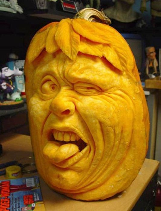 Vital crazy amazing carving pumpkins
