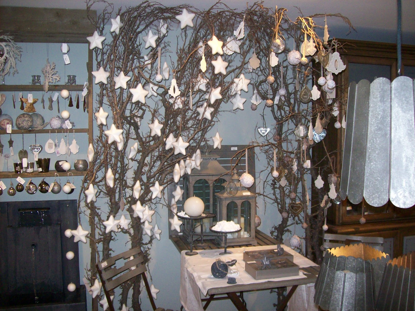 Ma maison dicembre 2010 - Rami secchi per decorazioni ...