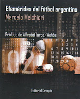 EL LIBRO - EFEMÉRIDES DEL FÚTBOL ARGENTINO