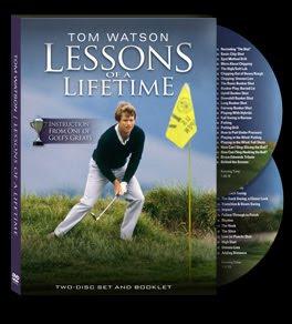 Tom Watson DVD
