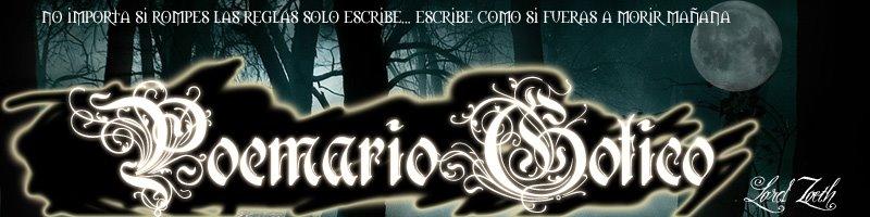 poemario gotico