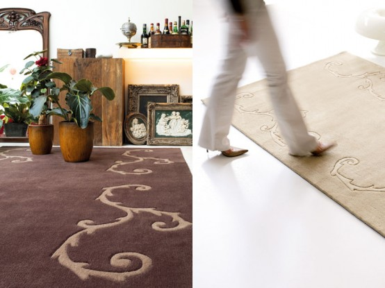 Modern Carpet Flooring