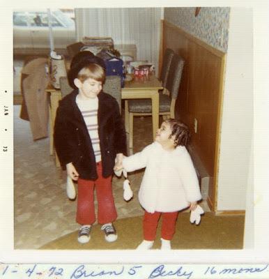 1972, when we were still cute
