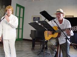 Carlos Ruiz e Leo Tatica
