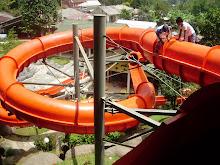 produksi waterboom fiberglass