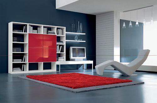 Come arredare casa arredamento soggiorno moderno for Componenti d arredo moderni