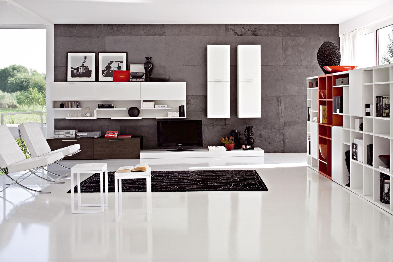 Idee Arredo Soggiorno Moderno : Minimalist Living Room Furniture