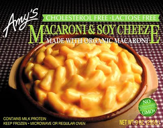 amy's soy macaroni and cheese