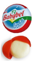 low calorie babybel cheese