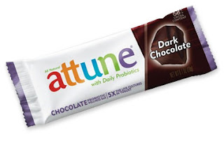 attune chocolate bar