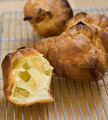 low calorie popovers