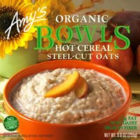 Amy's Low Calorie Steel Cut Oatmeal