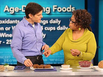 living healthy lifestyle with dr. oz