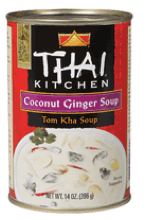 thai kitchen coconut ginger soup