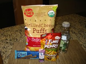 Yummy Diet Food Snack Pack