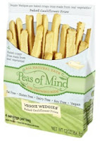 peas of mind baked fries