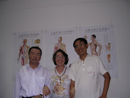 Viagem  China - Curso de Postgraduado en Acupuntura y Moxibustion
