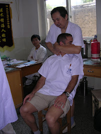 Viagem à China - Beijing Xuanwu Traditional Chinese Medicine (TCM) Hospital