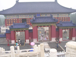 Viagem  China -Templo do Cu