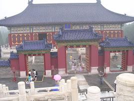 Viagem á China -Templo do Céu