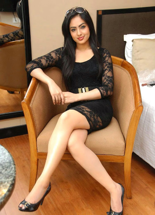 nikesha patel new interview hot images
