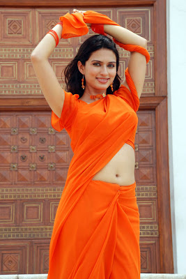 Spicy Hot Actress Gowri Pandit New Hot Poses From Gowri Pandit glamour images