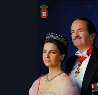 Família Real Portuguesa.