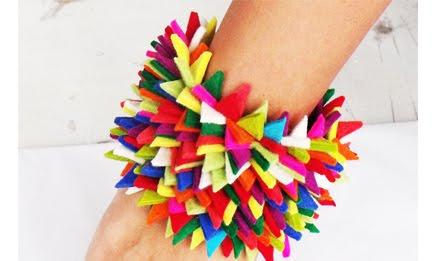 ira bracelet multicolored