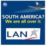 FLY SOUTH AMERICA DISCOUNT FARES