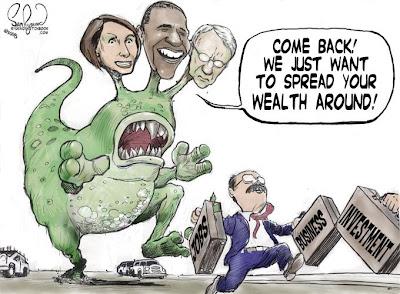 e stooges obama reid pelosi