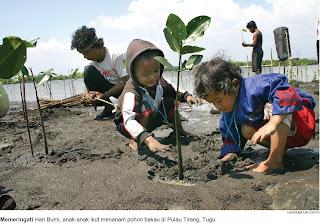 Bumi Milik Anak-anak Kita
