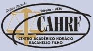 Centro Acadêmico Horácio Raccanello Filho (CAHRF)