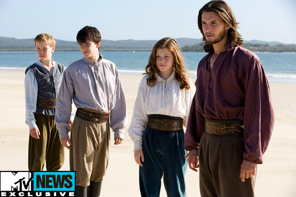 L² Movies Talk: The Chronicles Of Narnia: The Voyage Of The Dawn Treader