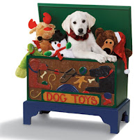Drs. Foster and Smith dog toy chest