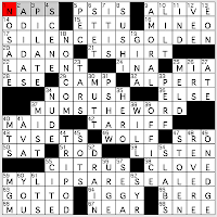 Hi! Andrea Carla Michaels here as a guest blogger with the technical emotional and moral support of PuzzleGirl who is giving up part of Labor Day weekend ...  sc 1 st  Rex Parker - blogger & Rex Parker Does the NYT Crossword Puzzle: August 2008 25forcollege.com