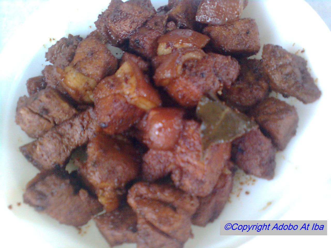 how to cook pork adobo recipe