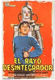 Cosas de la robofilia...