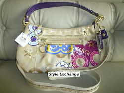 COACH POP C APPLIQUE GROOVY 15309