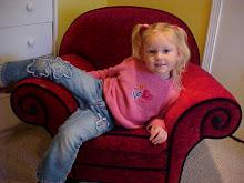 Rebecca aged 4