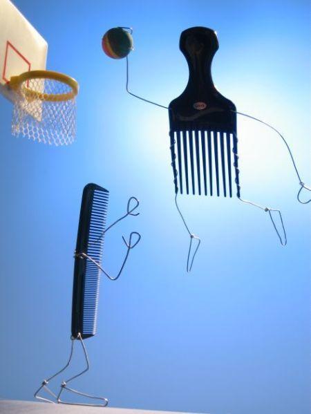 Artes com Arames Bent_objects_89