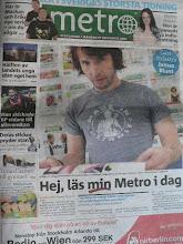 Metro 17 november 2008