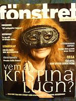 FÖNSTRET  nr 4 2010